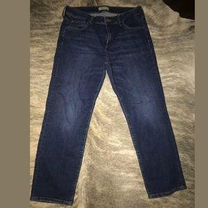 Zara Premium Denim Medium Wash Jeans Sz 10
